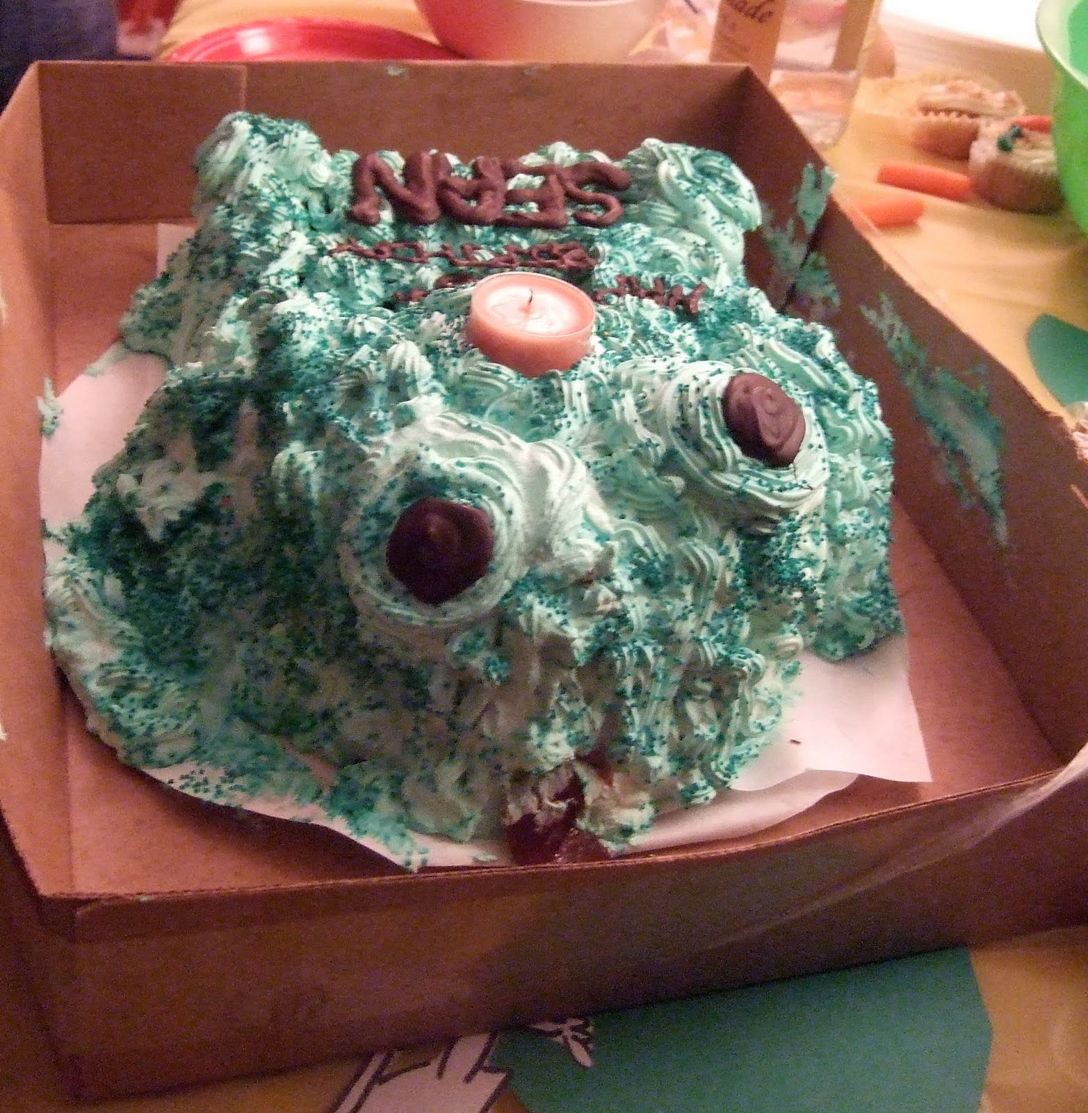 Cake Fails: What's This?