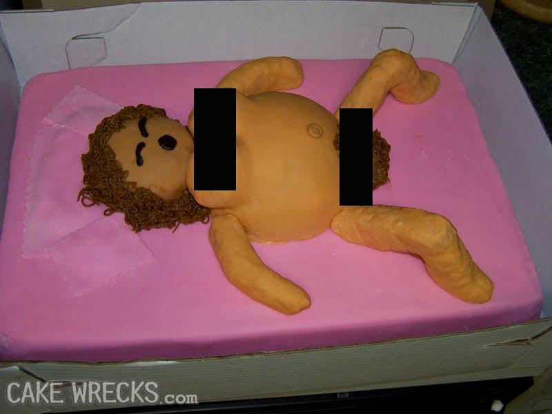 Cake Wrecks Home Jane Austen S Baby Shower Chronicles