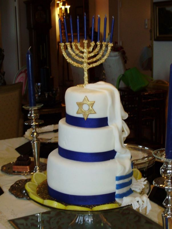 Best Cake To Make For Bat Mitzvah