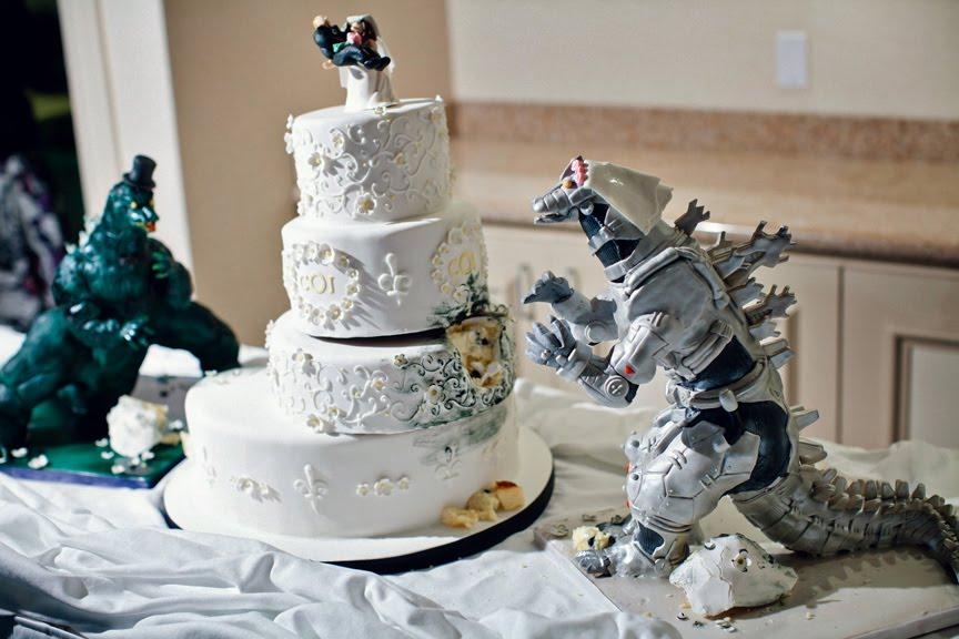 Where To Get Godzilla Cake Topper Edible Image