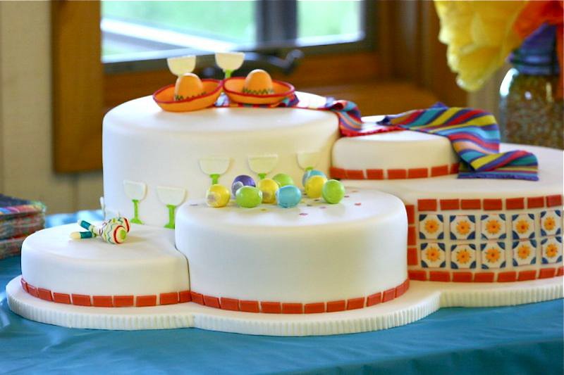 Cake Wrecks - Home - Sunday Sweets: Fun Wedding Cakes
