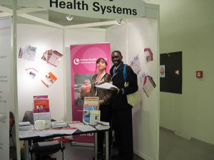 Global symposium stand 1