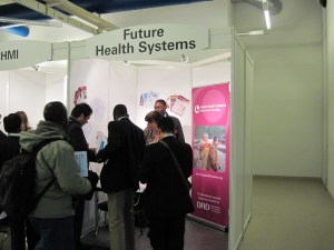 Global Symposium stand 4