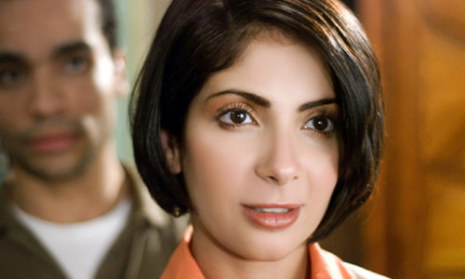 "Mona Zaki in ""Ehki Ya-Shahrazad"""