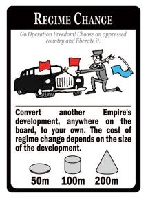 Card Regimechange