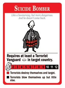 Card Suicidebomber