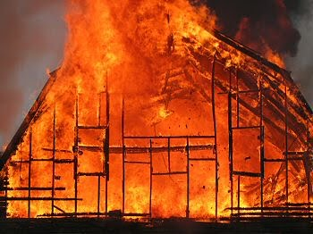 """barn burning and a p In many of faulkner's stories, he tells about an imaginary county in mississippi named yoknapatawpha he uses this county as the setting for his story """"barn burning"""" and it is also thought that the town of jefferson from """"a rose for emily"""" is located in yoknapatawpha county the story of a boy's struggle between being loyal."""