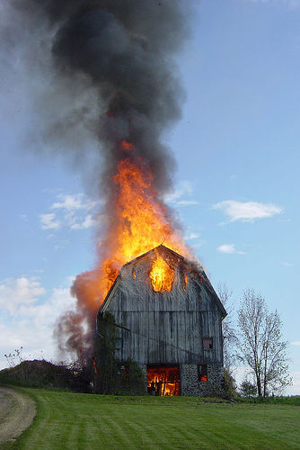 barn burning questions Free barn burning papers, essays, and research papers  we see sarty as a  puzzled youth that faces the questions of faithfulness to his father or faithfulness  to.