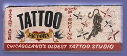 tattoo factory