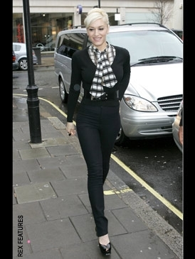 Photo of Gwen Stefani courtesy of Elleuk.com