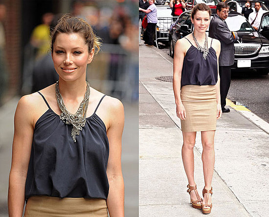 Photo of Jessica Biel courtesy of www.Fabsugar.com