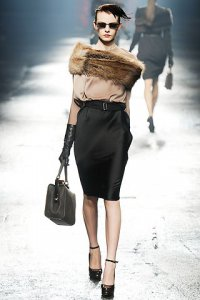 Lanvin Fall 2009 RTW courtesy of Style.com