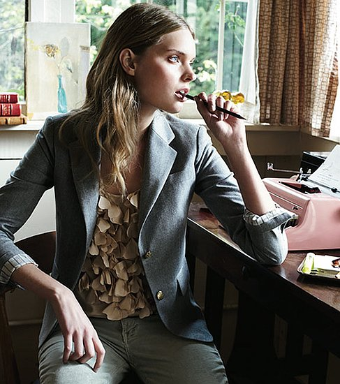 Casual office attire from JCrew.com
