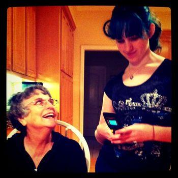 Teaching Grandma to Text