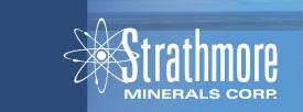 Strathmore Minerals Corp Company Logo