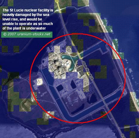 St Lucie Nuclear Power Plant
