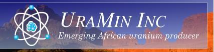 UraMin Logo