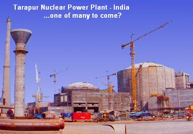 India to Double Nuclear Energy Generation