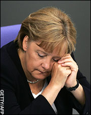 Merkel Forced To Accept That Germany Needs Nuclear Power