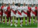 England Rugby Team 15oct07