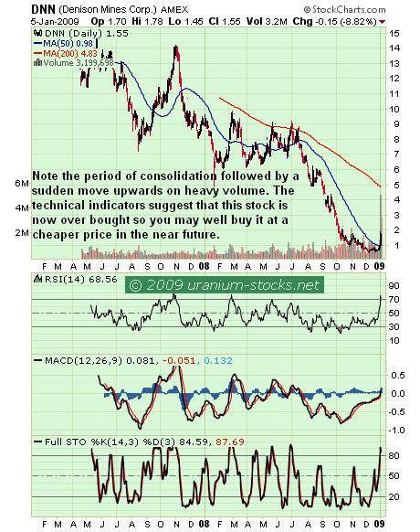 DNN Chart 06jan08