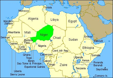 Map of Niger 22 March 2010.JPG