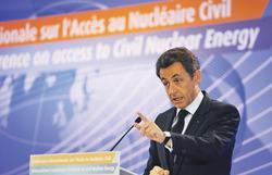 President Sarkozy 15 March 2010.JPG