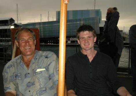 Rick Rule and Sam Kirtley in Auckland recently.JPG