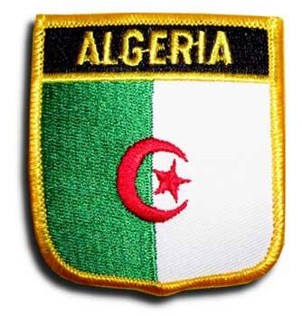Algeria Flag 27 Jan 2011