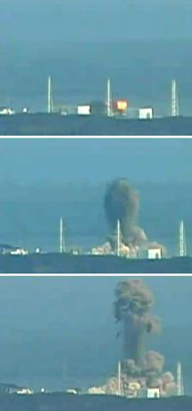 The hydrogen explosion at Fukushima.JPG