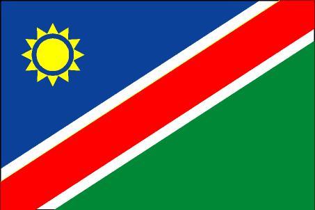 Namibia Flag 09 May 2011.JPG