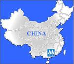 Minco China Map
