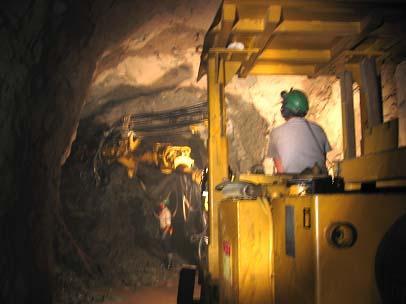 Endeavour Mining 03aug07