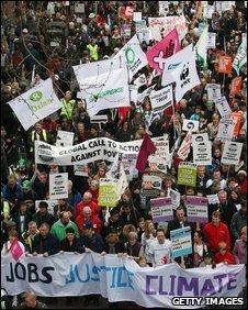G20 Demonstrators