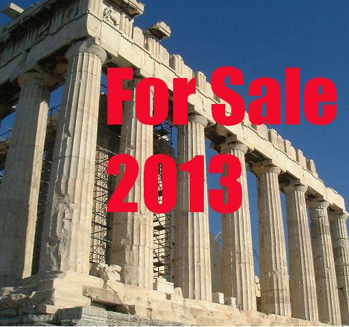 Greek Not for sale 02 June 2011.JPG