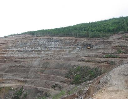 High River Gold Mines - Russia Mine