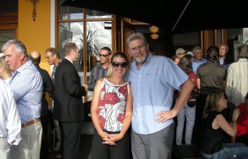 Michelle and Bob