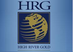 High River Gold Logo