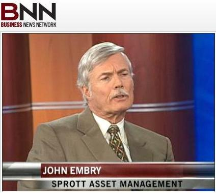 John Embry of Sprott Asset Management.JPG