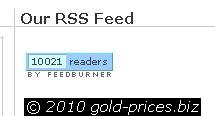 gold prices hits 10,000 subscribers 26 May 2010.jpg