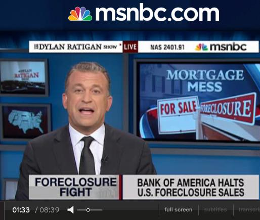 Jim Sinclair Foreclosures 12 October 2010.JPG