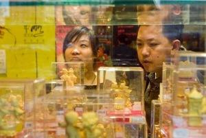 Chinese Gold Buyers 31 March 2011.JPG