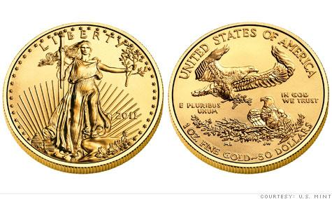 Gold coins 01 April 2011.JPG